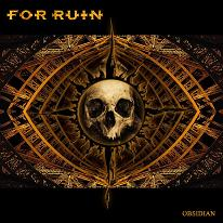 For Ruin - Obsidian - T-shirt XL