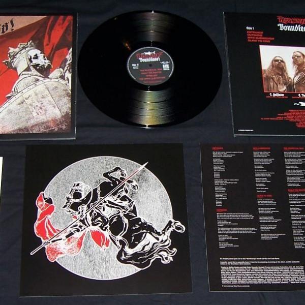 Assaulter - Boundless - LP