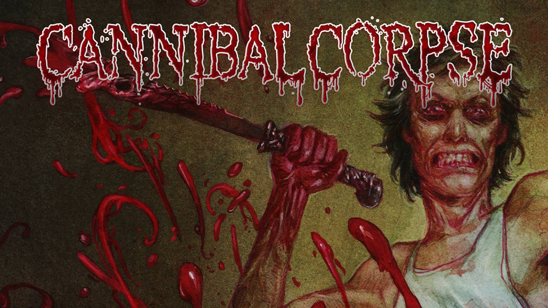 Music Cannibal Corpse Desktop Wallpaper Nr 39229 Cannibal Corpse