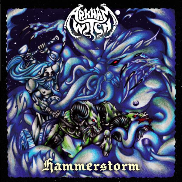 Arkham Witch - Hammerstorm - LP