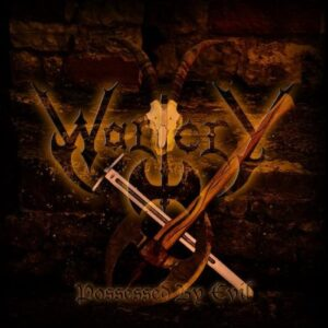 Warcry - Possessed by Evil- CD