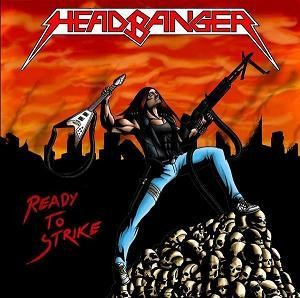 Headbanger - Ready to Strike - MCD