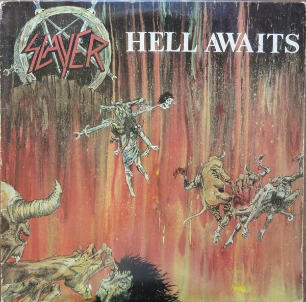 Slayer - Hell Awaits - LP