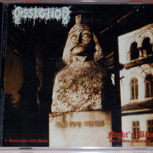 Dissection ‎– Night's Blood - CD