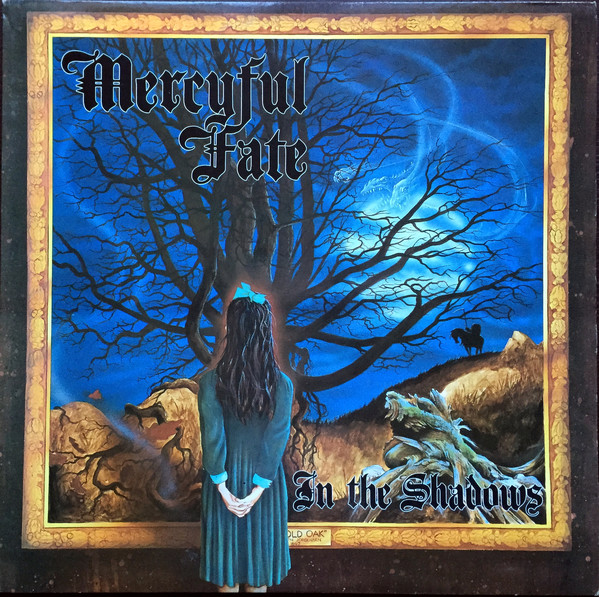 Mercyful Fate ‎– In The Shadows - LP (purple blue)