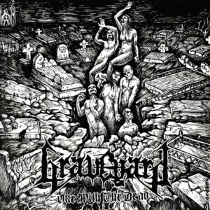 Graveyard – One With The Dead - CD