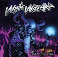 White Wizzard – Over The Top - CD
