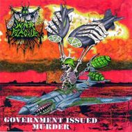 War Plague – Government Issued Murder - 7""