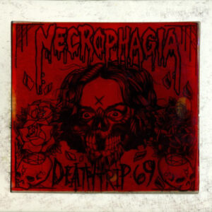 Necrophagia ‎– Deathtrip 69 - CD
