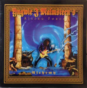 Yngwie J. Malmsteen's Rising Force ‎– Alchemy - CD