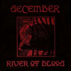 December - Rivers of Blood - 7""