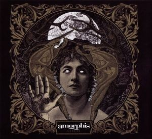 Amorphis ‎– Circle - CD/DVD box