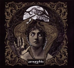 Amorphis – Circle - CD/DVD box