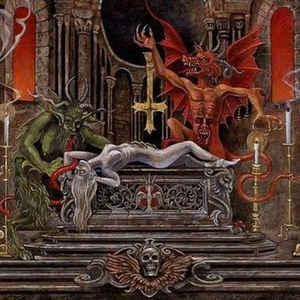 Profanatica ‎– Thy Kingdom Cum - CD
