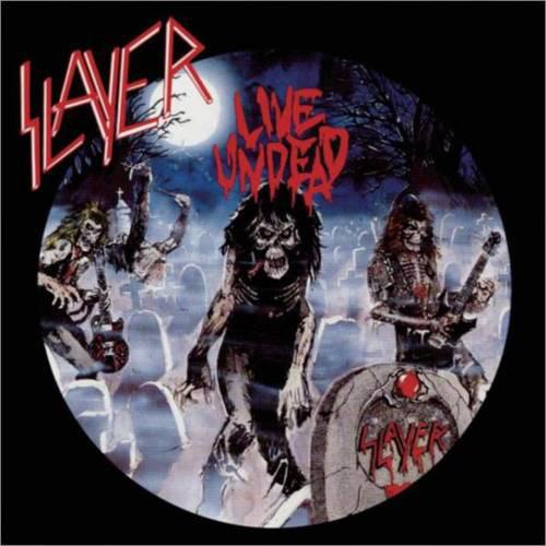 Slayer - Live Undead - LP