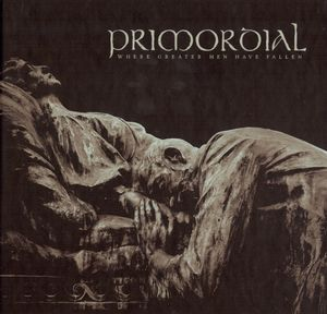 Primordial - Where Great Men Have Fallen - CD/DVD