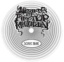 "Wizards of Firetop Mountain - Sonic War/Dollar Hips - 7"""