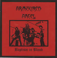 Armoured Angel - Baptism in Blood - CD