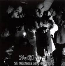 Bethlehem - Reflektionen aufs Sterben - CD