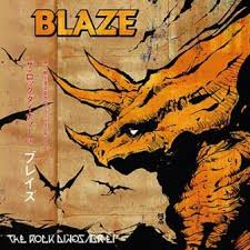 Blaze - Rock Dinosaur - CD