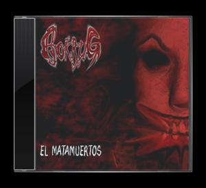 Bokrug - El Matamuertos - CD