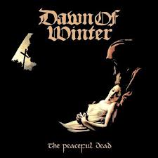 Dawn of Winter - The Peaceful Dead - CD