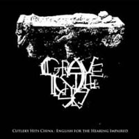 Grave in the Sky - Cutlery Hits China - CD