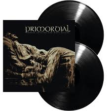 Primordial - Where Great Men Have Fallen - DLP (black)