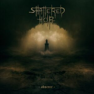 Shattered - Absence - CD