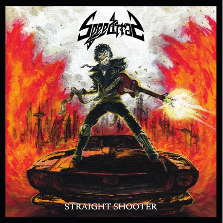 Speedtrap - Straight Shooter - LP