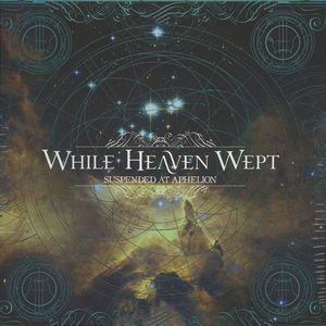 While Heaven Wept - Suspended at Aphelion - LP (clear)
